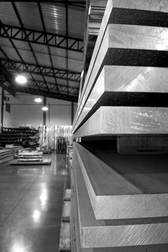 Chapa de Aluminio Retificado 2